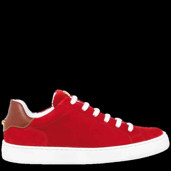 Sneakers, Rouge - Vue 1 de 5 - agrandir le zoom
