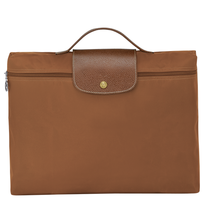 Le Pliage Original Briefcase S, Cognac