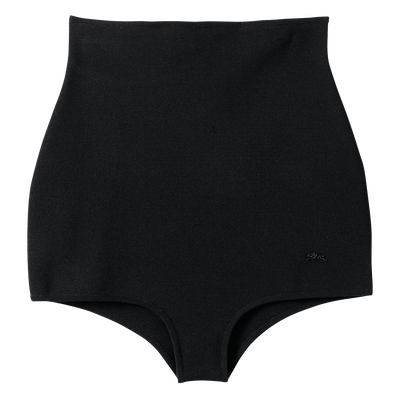 Shorty pants, 001 Black, hi-res