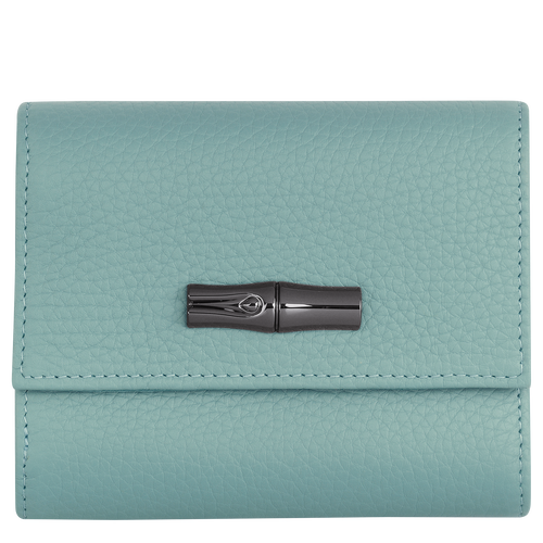 Compact wallet, Sage - View 1 of  2 -