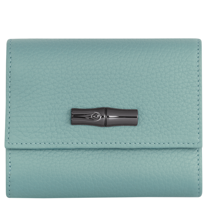 Compact wallet, Sage - View 1 of  2 - zoom in