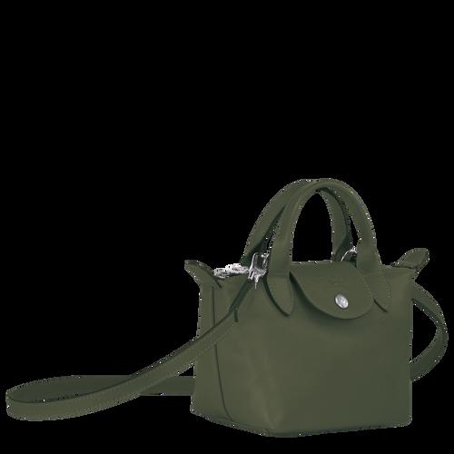 Top handle bag XS, Dark Green - View 2 of  3 -