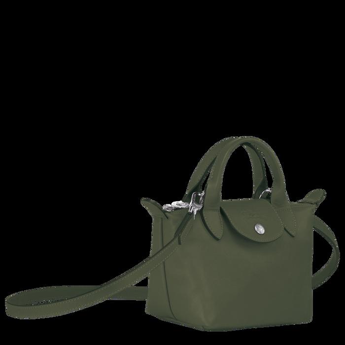Top handle bag XS, Dark Green - View 2 of  3 - zoom in