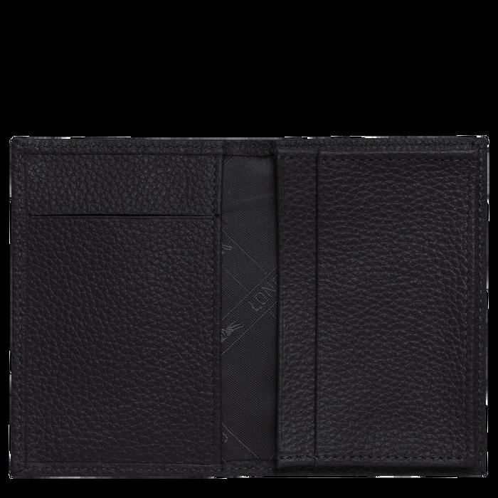 Porte-cartes, Noir - Vue 2 de 3 - agrandir le zoom
