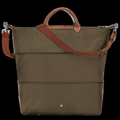 Travel bag, Khaki - View 3 of  4 -