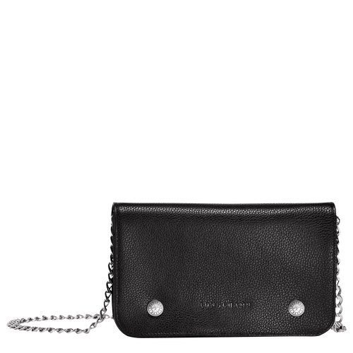Wallet on chain, 047 Black, hi-res