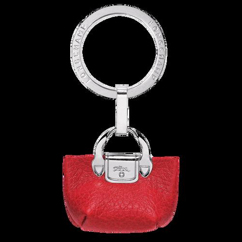 View 1 of Key ring, 517 Red Orange, hi-res