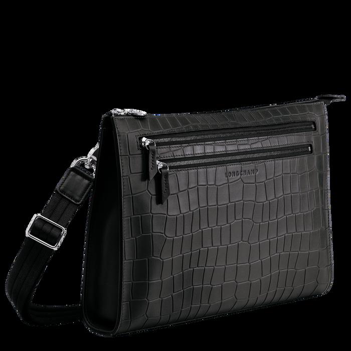 Messenger bag, Black, hi-res - View 2 of 3