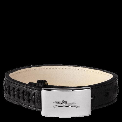 Bracelet manchette, 001 Noir, hi-res