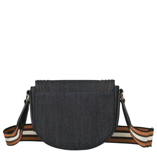 Crossbody bag, Denim - View 3 of  3 -