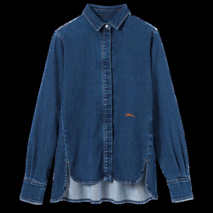 Fall-Winter 2021 Collection Shirt, Denim