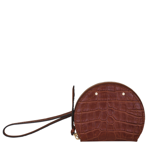 Coin purse, Cognac - View 1 of  3 -