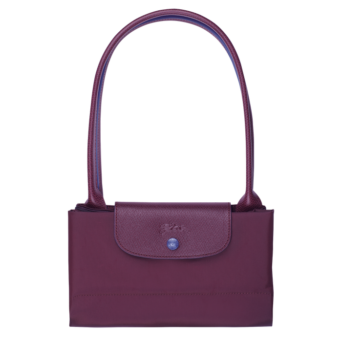 Shoulder bag L, Plum - View 3 of  3 - zoom in