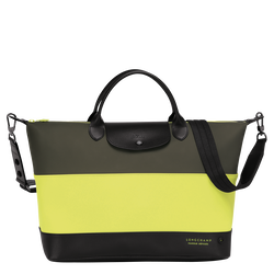 Top-Handle L, E84 Neon/Khaki, hi-res