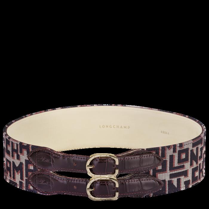 Ladies' belt, Mahogany - View 1 of  1 - zoom in