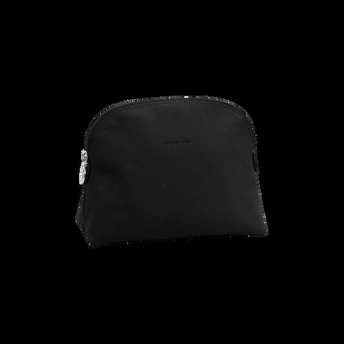 View 1 of Toiletry bag, Black, hi-res