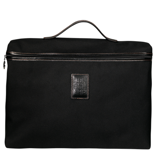 Briefcase, Black, hi-res - View 1 of 3