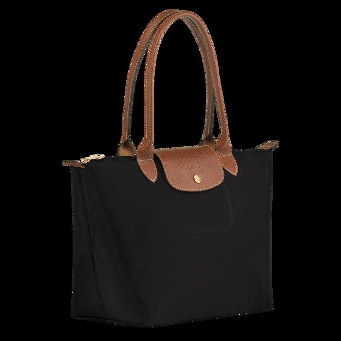 Shoulder bag S, Black/Ebony - View 2 of  4 - zoom in