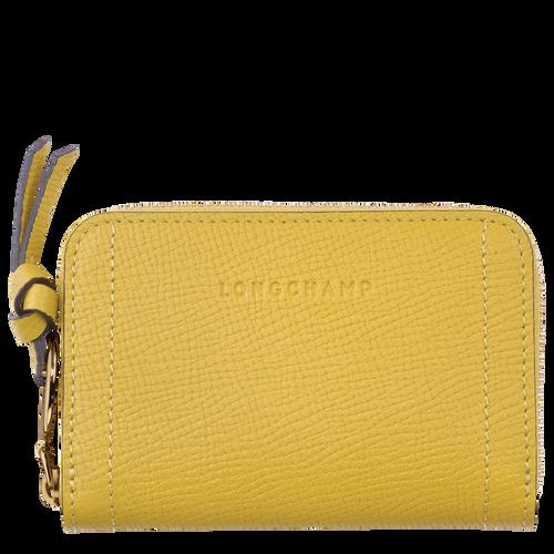 Mailbox Coin purse, Yellow