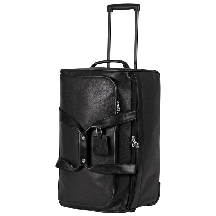 Wheeled duffle bag, Black - View 2 of  3 - zoom in