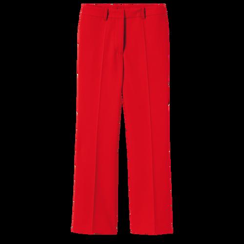 2021 秋冬系列 長褲, 紅吻色