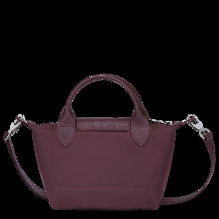 Le Pliage Néo Top handle bag XS, Grape