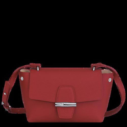 Crossbody bag S Roseau Red (10094HPN545) | Longchamp US