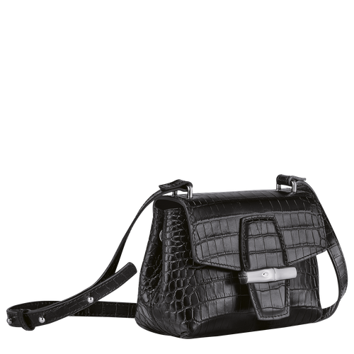 Crossbody bag S, Black/Ebony - View 3 of 4 -
