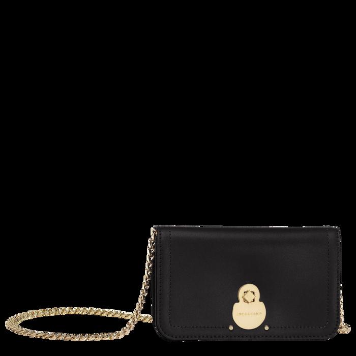 Cavalcade Wallet on chain, Black