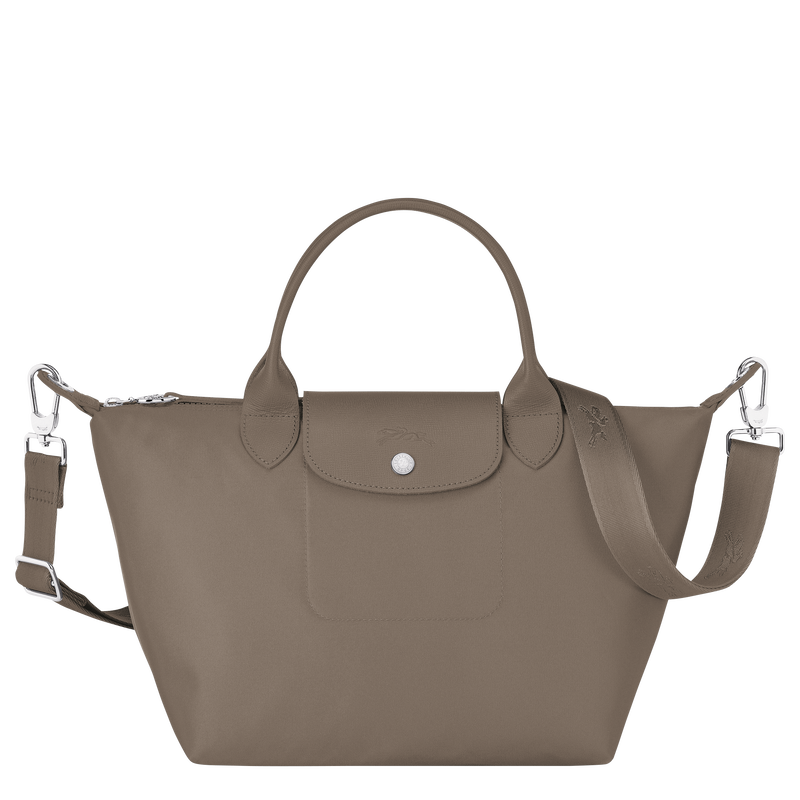 Le Pliage Néo Top handle bag S, Taupe
