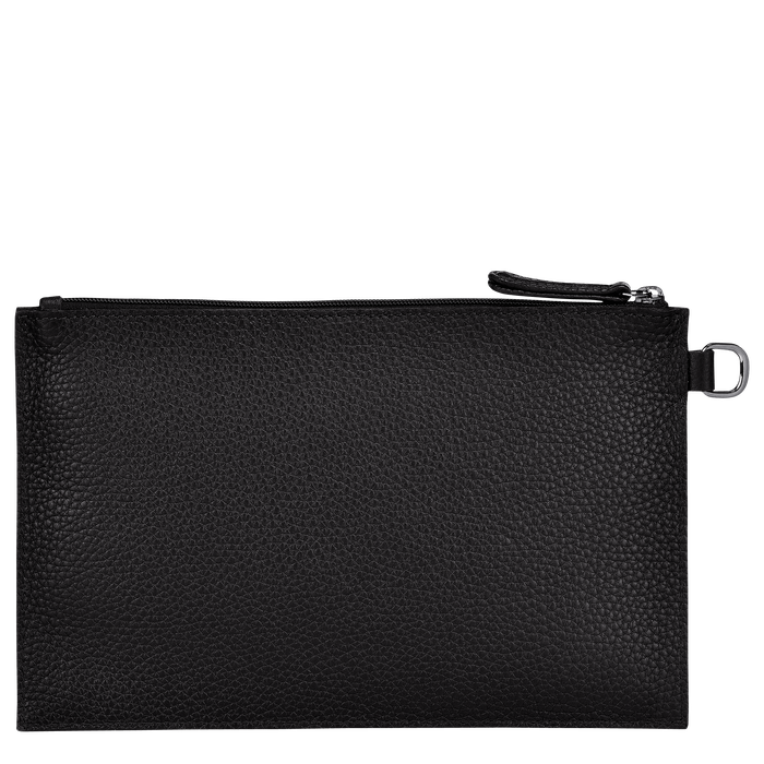 Pouch, Black - View 3 of  3 - zoom in