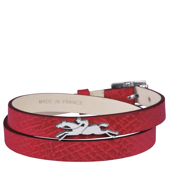 Le Pliage Club Bracelet, Red
