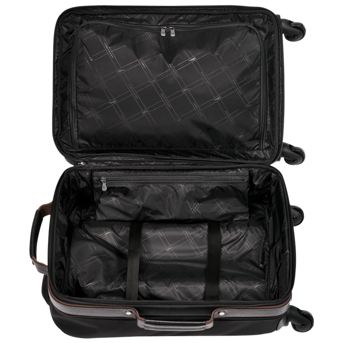Cabin suitcase, Black/Ebony - View 3 of  3 - zoom in