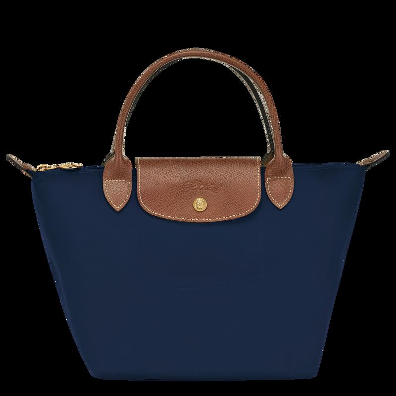 Top handle bag S, Navy - View 1 of  4 - zoom in