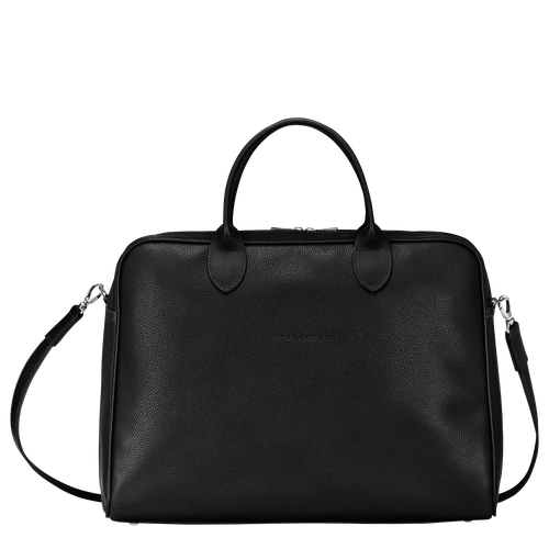 Briefcase L, Black - View 1 of  4 -