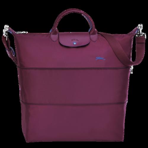 Travel bag, Plum, hi-res - View 1 of 4