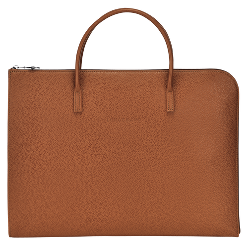 Briefcase S, Caramel - View 1 of 3 -