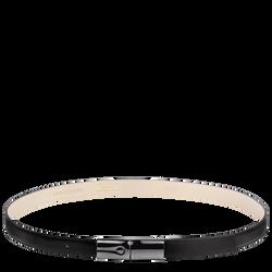 Ladies' belt, Black, hi-res