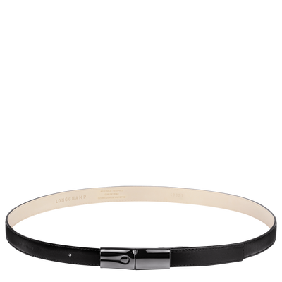 Ladies' belt, Black, hi-res