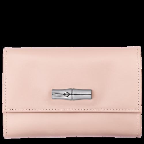 Brieftasche im Kompaktformat, Puder - Ansicht 1 von 2 -