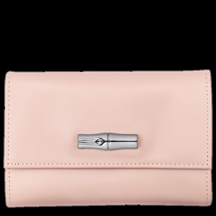 Brieftasche im Kompaktformat, Puder - Ansicht 1 von 2 - Zoom vergrößern