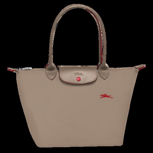 View 1 of Shopping bag S, Bruin, hi-res
