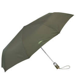 Retractable umbrella