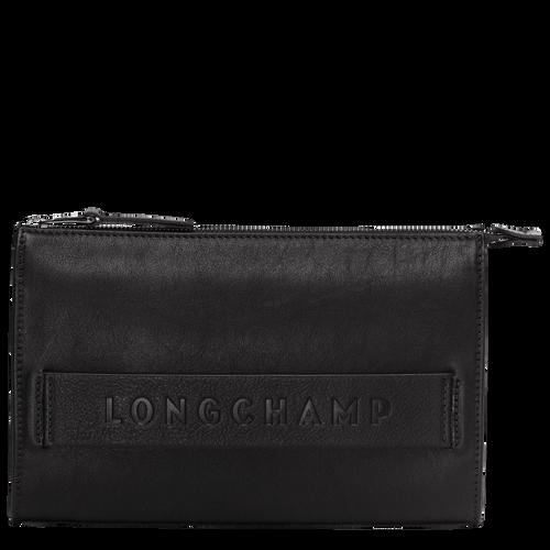 Hightech koffer, Zwart/Ebbenhout - Weergave 1 van  3 -