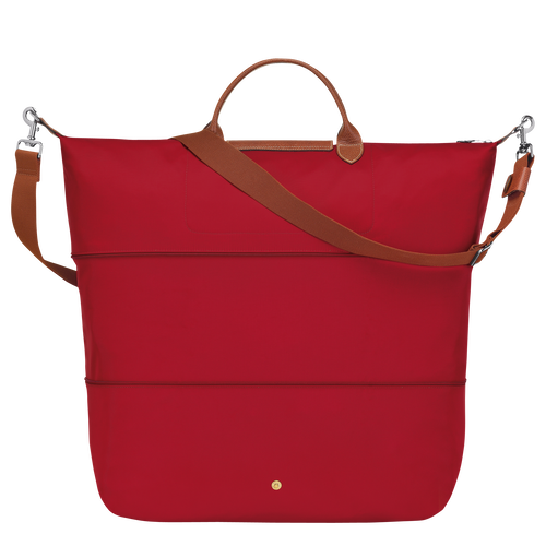 Travel bag, Red, hi-res - View 3 of 4