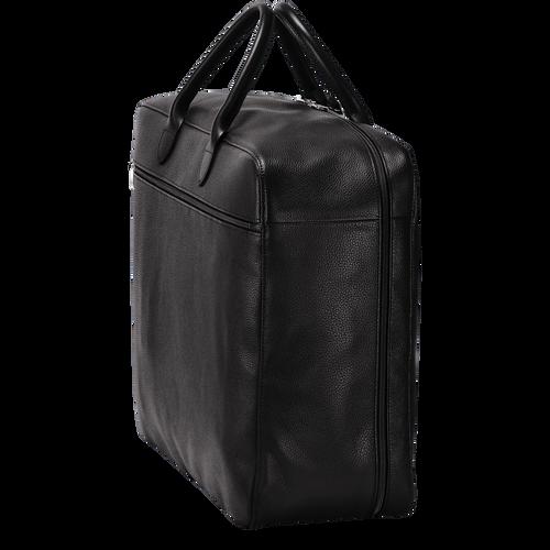 Reisetasche, Schwarz - Ansicht 2 von 3.0 -
