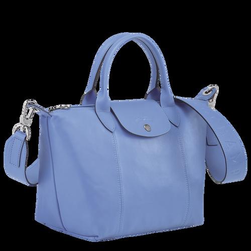 Top handle bag, Blue, hi-res - View 2 of 3