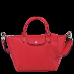 Top handle bag S, Red