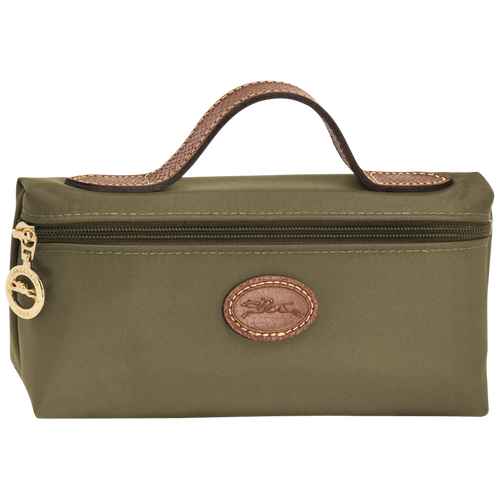 Cosmetic case, Khaki, hi-res - View 1 of 1