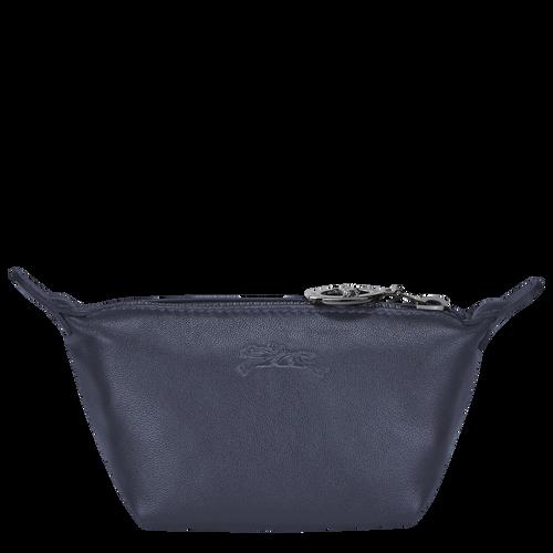 Le Pliage Cuir Portamonete,  Blu Navy